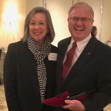 KC with the 2019 CCIM Institute President Barbara Crane